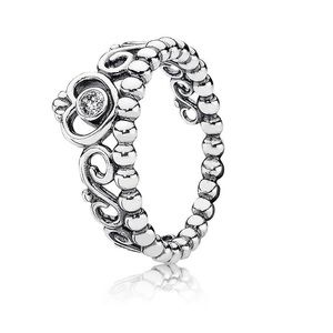 BEST OFFER Pandora Princess and Stacking Ring